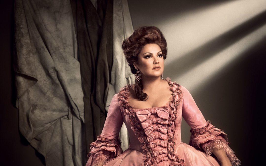Opera från Metropolitan på Park 12 januari Adriana Lecouvreur
