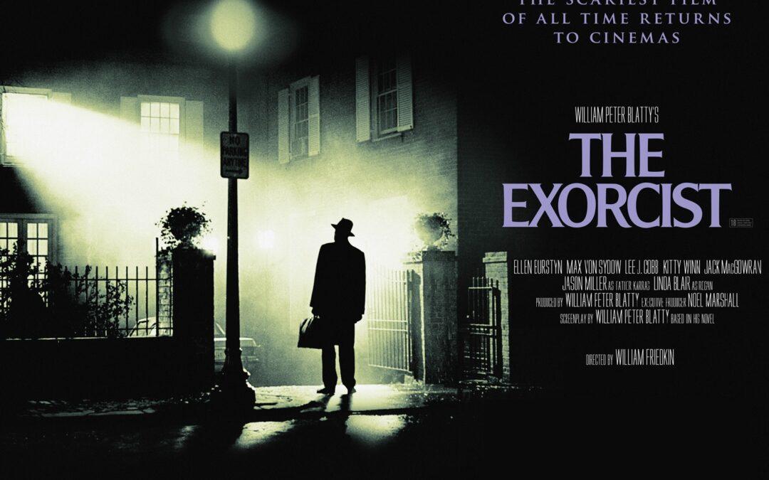 Exorcisten kommer på Park 14 april 19.00