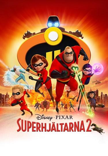 Superhjältarna 2 på Park 10 februari 16.00