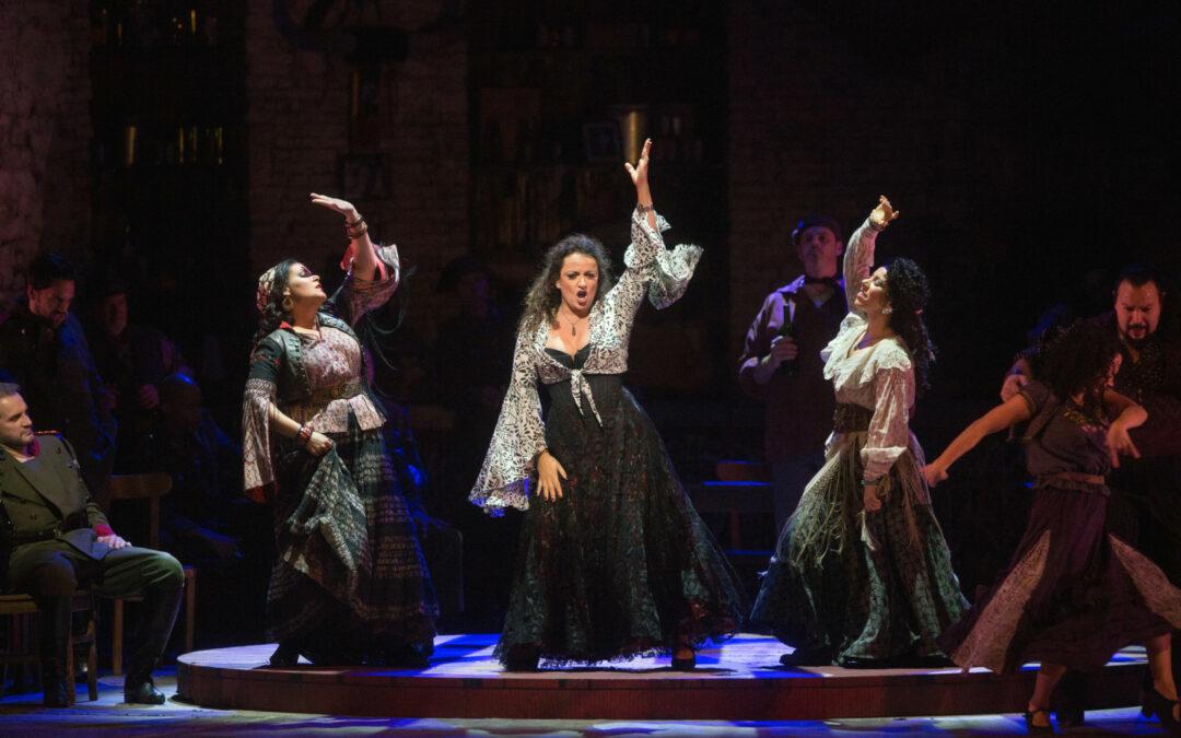 Opera på Park 2 februari, Carmen direkt från Metropolitan