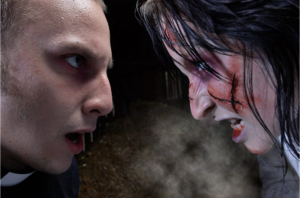 Exorcisten kommer på Park 14 mars 19.00