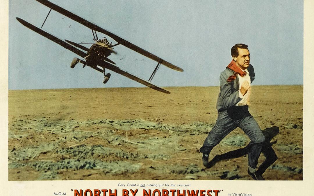 North by Northwest på Park 3 mars 19.00