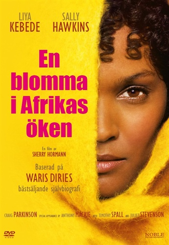 En blomma i Afrikas öken kommer på Park 24 mars kl 19.00