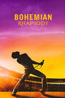 På söndag, 28 april, visar vi oscarsbelönade Bohemian Raphsody kl 19.00