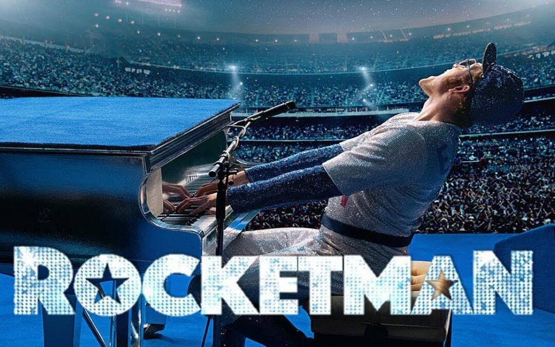 Söndagen den 24 november visar vu filmen Rocketman