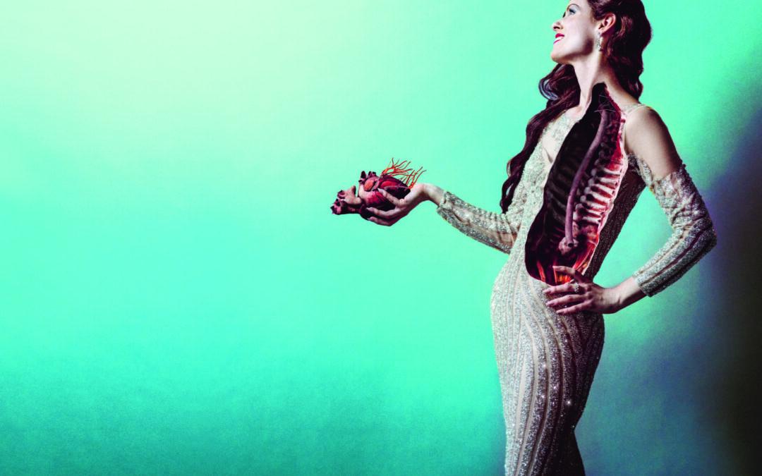 Fredagen den 8 februari 15.00 visar vi La Traviata från Stockholmsoperan