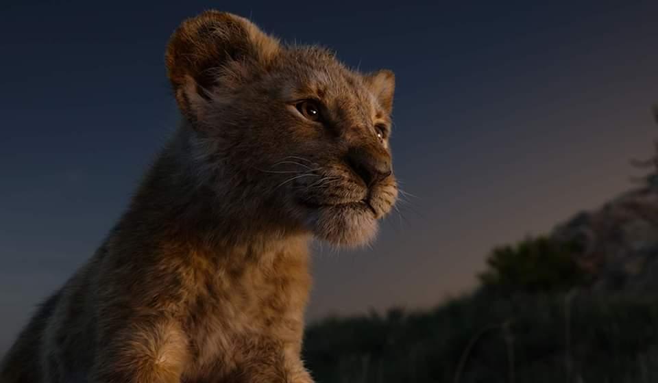Den 8 mars visar vi Lejonkungen på Park.