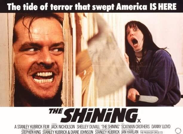 The Shining – visas 6 september 17.00