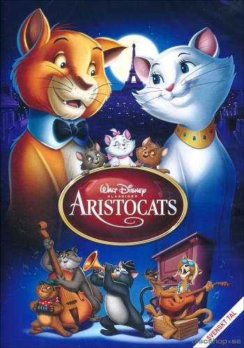 Aristocats visar vi den 29 november kl 14.00
