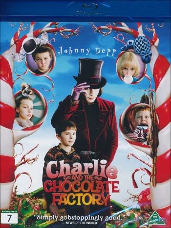 Kalle och chokladfabriken visas 18 oktober kl 14.00