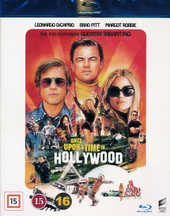 Once upon a time in Hollywood visas 27 september 17.00