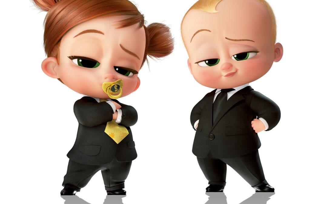 Baby-Bossen 2: Familjeföretaget visar vi den 24 /10 kl 14.00