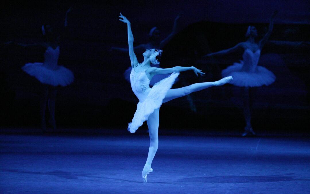 Svansjön livesänd från Bolsjojteatern