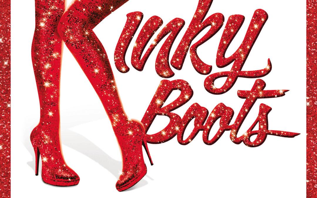 Kinky Boots musical från London visas 17 oktober 17.00 på Park